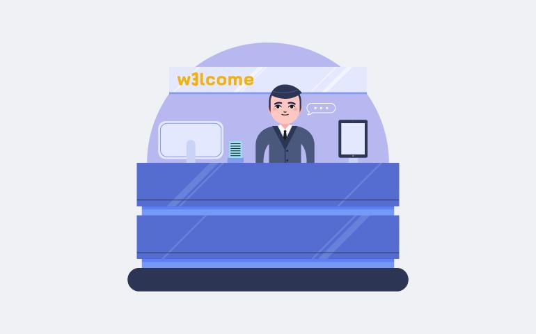 Software de Controle de Visitantes